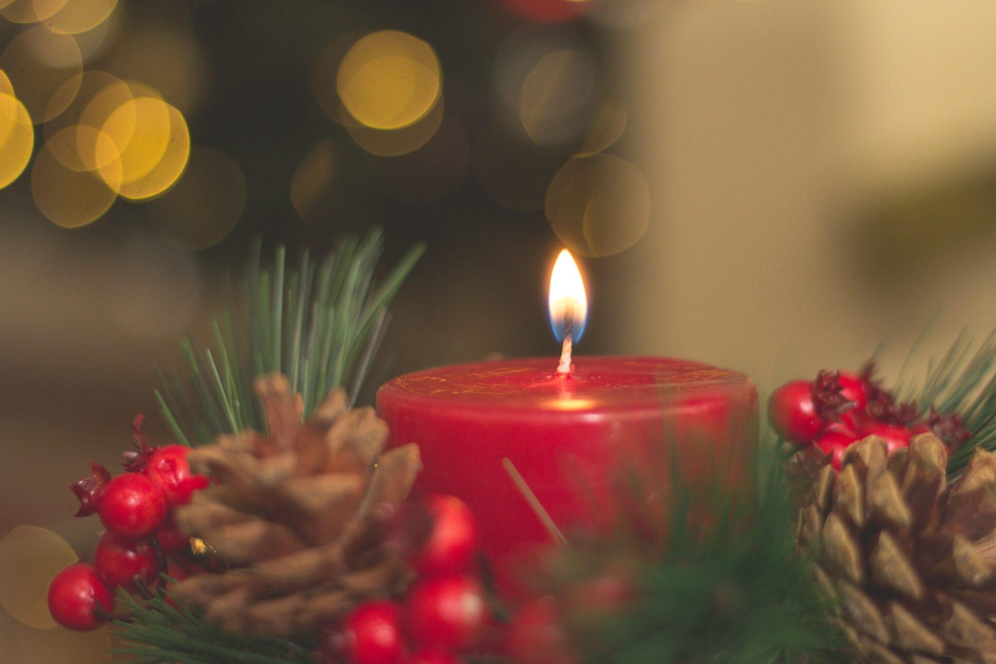 Absage Adventsfeier