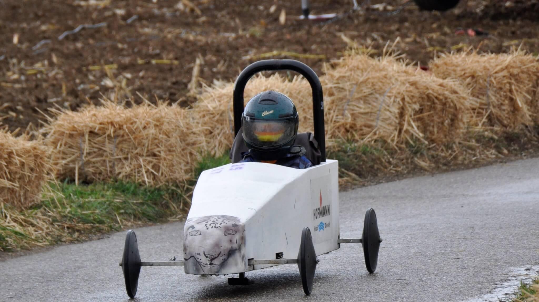 Anmeldung kleines Seifenkistenrennen